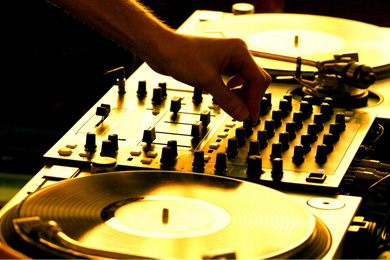 DJ Equipment mieten in Wien bei Phoenix Events