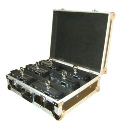 1-Kanal-Dimmer-DMX-2300W im 6er Koffer