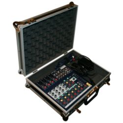 Soundcraft Notepad im Transportcase