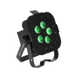 WiFly QA5 LED Akku Scheinwerfer grün