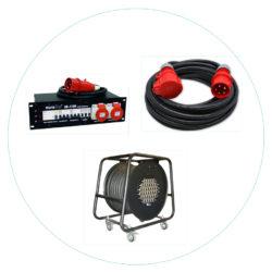 Stromversorgung & Kabel